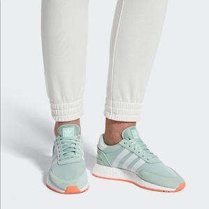 Adidas I-5923 Women's Mint Sneakers/Sz:6/NWT